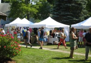 Arts in the Park - Marion Art Center